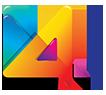 m4 malayalam tv logo